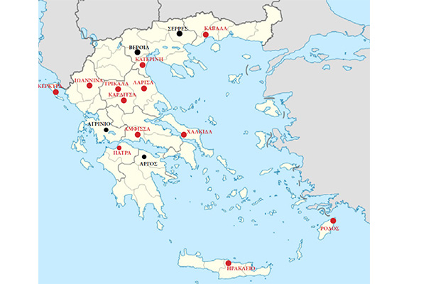 Οι επόμενες πόλεις που το ΕΕΑ θα ενημερώσει για την IDD