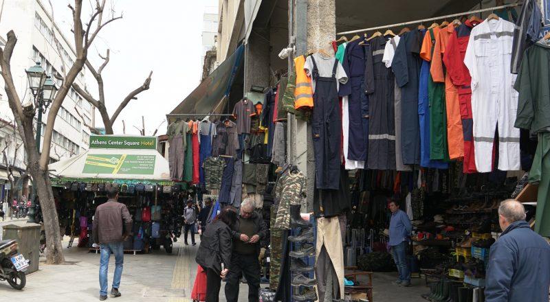 Πτώση τζίρου έως για τις εγχώριες πωλήσεις ρούχου αναμένουν οι εταιρείες