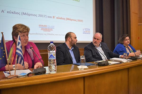 250 εκατ. ευρώ για την ενίσχυση της καινοτόμου επιχειρηματικότητας