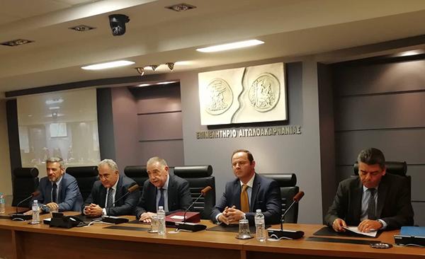 Η διοίκηση του Ε.Ε.Α. στο Επιμελητήριο Αιτωλοακαρνανίας ενημέρωσε  για την IDD