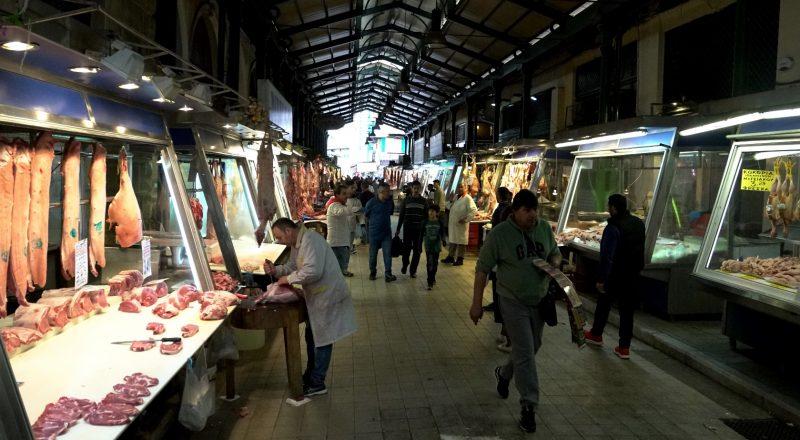 Μικρή κίνηση στην Αγορά την Μ. Τετάρτη