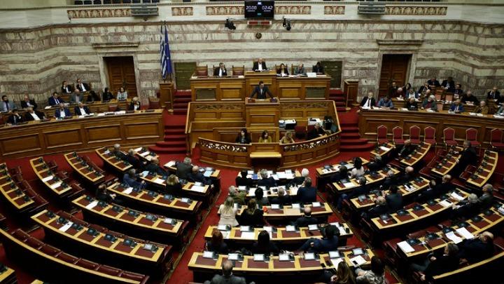 Με συντριπτική πλειοψηφία υπερψηφίστηκε το ψήφισμα για τη διεκδίκηση των γερμανικών οφειλών
