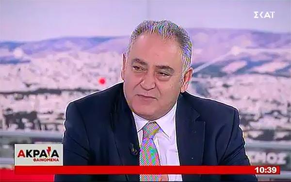 Ο Γ. Χατζηθεοδοσίου στον ΣΚΑΪ για τη συνάντησή του με τον Πρωθυπουργό (Βίντεο)