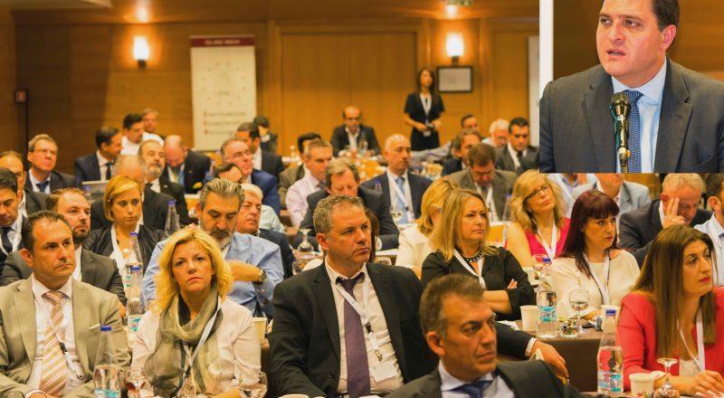 Γ. Πιτσιλής στη Συνδιάσκεψη Ασφαλιστικών Διαμεσολαβητών: Ηλεκτρονική η τήρηση βιβλίων από το 2020