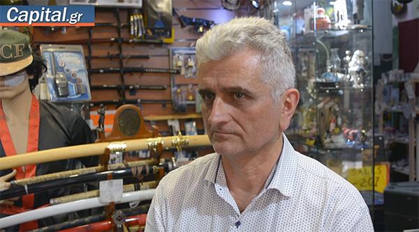 Συνέντευξη Ν. Κογιουμτσή στο Capital TV για εκπτώσεις-τουρισμό