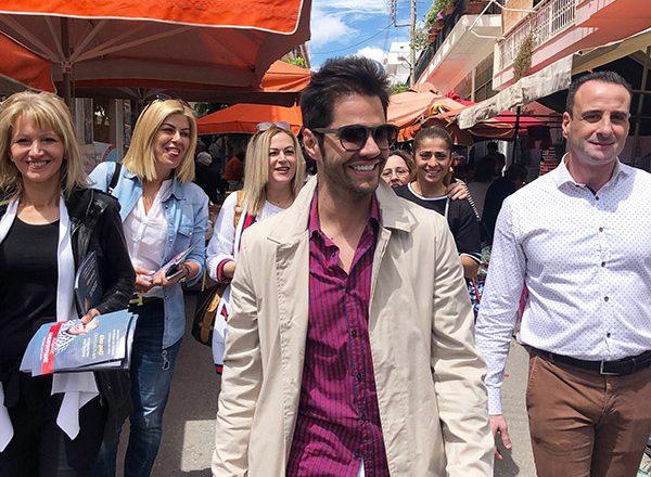 Ο Γ. Τσαλίκης στο eea.gr για την υποψηφιότητά του στον Δήμο Περιστερίου