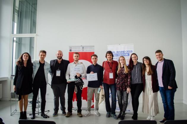 Η φοιτητική ομάδα «SmartClass» νικήτρια στον τελικό Ευρωπαϊκού φοιτητικού διαγωνισμού