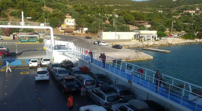 Τα μέτρα για ακτοπλοϊκές συνδέσεις και θαλάσσιο τουρισμό
