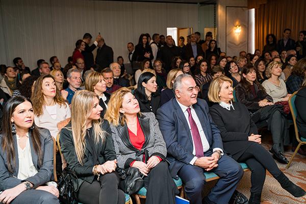 Σοφία Βούλτεψη στο eea.gr: «Γυναίκες και Επιχειρήσεις: Τα golden girls δεν υπάρχουν!»