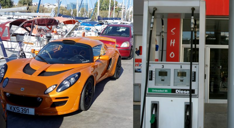 Διαμαρτυρία για καθυστέρηση απόδοσης Μεταφορικού Ισοδυνάμου σε βενζινοπώλες