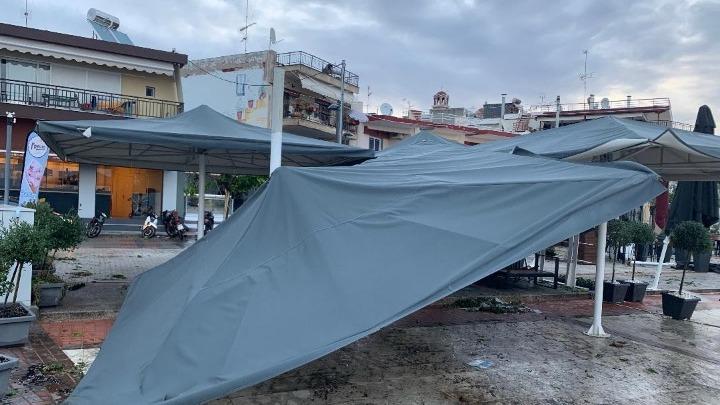 ΓΣΕΒΕΕ: Μέτρα ανακούφισης κατοίκων-αποκατάστασης ζημιών επιχειρήσεων από τα ακραία καιρικά φαινόμενα