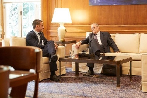 Κ. Μητσοτάκης: «Η Ελλάδα θα σεβαστεί τους δημοσιονομικούς στόχους»