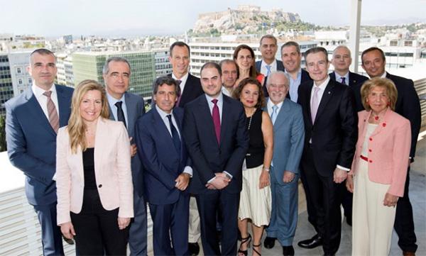 Νέα Διοικούσα Επιτροπή & Διοικητικό Συμβούλιο στο Ελληνο-Αμερικανικό Εμπορικό Επιμελητήριο