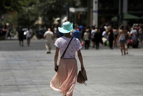 Δήμος Αθηναίων: «Σημεία δροσιάς» για τον καύσωνα