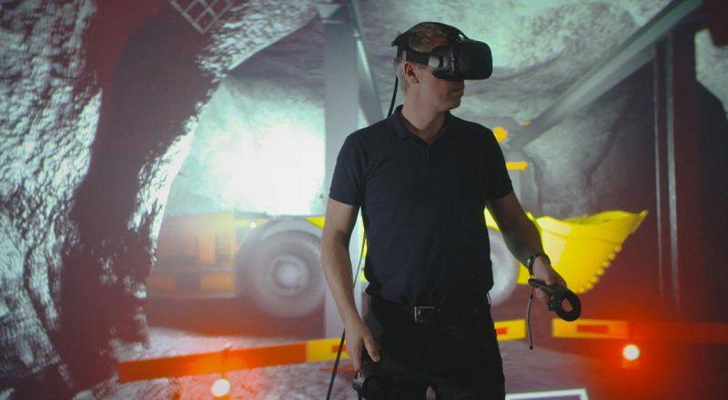 Τεχνολογία στις εξορύξεις: Συνδέσεις 5G, drone και εικονική πραγματικότητα!