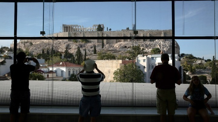 Αύξηση 21,8% στον αριθμό των επισκεπτών στα μουσεία της χώρας