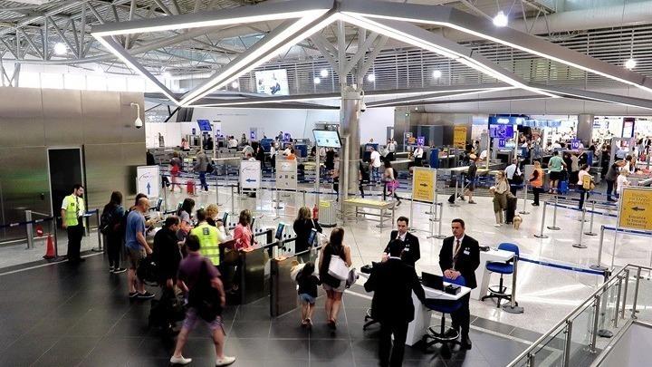 Αύξηση κατά 4,7% παρουσίασε η επιβατική κίνηση στα αεροδρόμια της xώρας