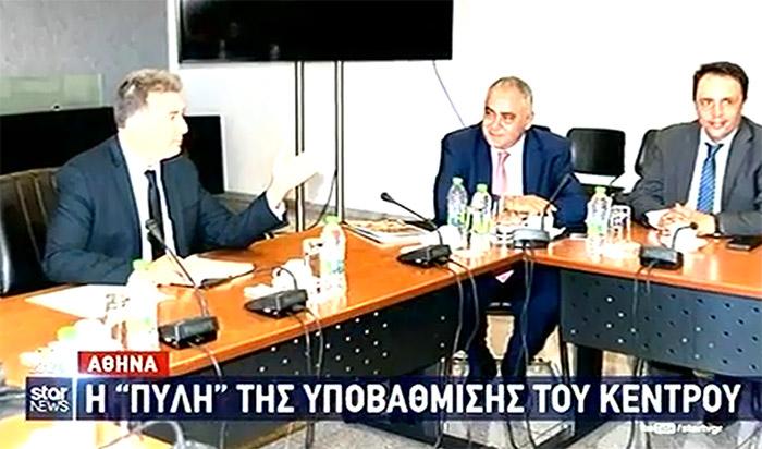 Ο Πρόεδρος του ΕΕΑ στο STAR για την υποβάθμιση του κέντρου της Αθήνας και τη συνάντηση με τον Μ. Χρυσοχοΐδη – Βίντεο