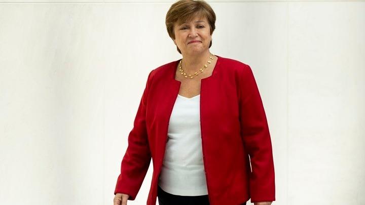 Η οικονομολόγος Κρ. Γκεοργκίεβα από τη Βουλγαρία, η νέα επικεφαλής του ΔΝΤ