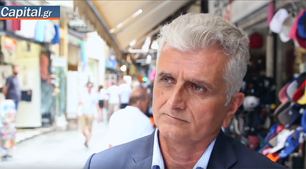 Ν. Κογιουμτσής στο Capital TV για το «πακέτο» ΔΕΘ – Βίντεο