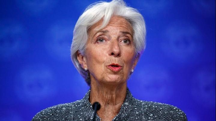 Κριστίν Λαγκάρντ: Η παγκόσμια ανάπτυξη είναι «εύθραυστη» και «απειλείται»