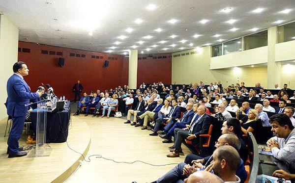 Οικονομικό Φόρουμ ΕΕΘ: «Επανεκκίνηση. Μικρομεσαίες επιχειρήσεις. Το κλειδί για τη διάχυση της ανάπτυξης στην κοινωνία»
