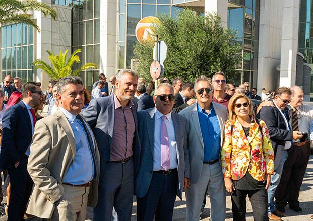 Γ. Χατζηθεοδοσίου στη διαμαρτυρία για ΝΝ: «Αυτή η μάχη θα τελειώσει όταν την κερδίσουμε»