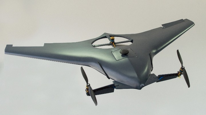 Τεχνολογία: Drones Made in Hellas