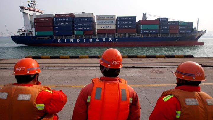 Κίνα: Στοιχεία εξωτερικού εμπορίου