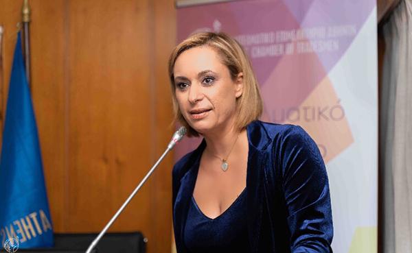 Χρ. Φυτέα στο ρ/σ ΣΚΑΪ για την Επιτροπή Γυναικείας Επιχειρηματικότητας του Ε.Ε.Α.