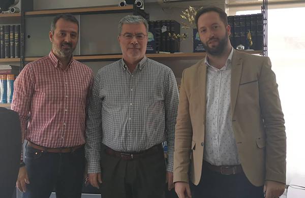 Συνεργασία της Επιτροπής ΟΤΑ Ε.Ε.Α. με τον Δήμο Μοσχάτου – Ταύρου