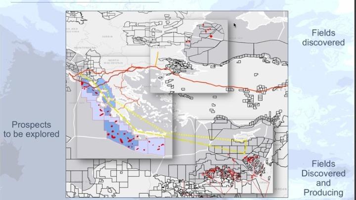 Έρευνες για υδρογονάνθρακες σε περισσότερες από 30 περιοχές