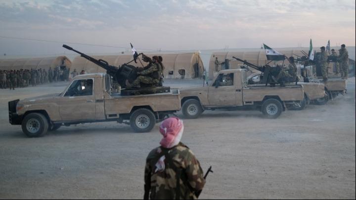 Συμφωνία ΗΠΑ-Τουρκίας: 5ήμερη εκεχειρία στη βόρεια Συρία για την αποχώρηση των κουρδικών δυνάμεων