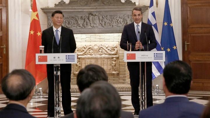 Ελλάδα – Κίνα: Διεύρυνση στόχων συνεργασίας