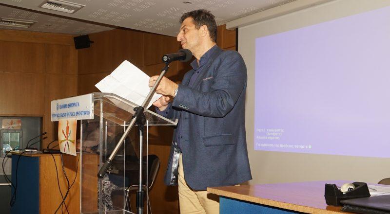 Γιάννης Βαφειαδάκης: Επιχειρήσεις και Επαγγελματική Κατάρτιση- βίντεο
