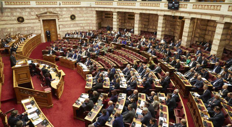 Μηδενικά ενοίκια για κλειστές επιχειρήσεις, αποζημιώσεις σε ιδιοκτήτες, αναστολή πληρωμών για επιταγές προβλέπει το ν/σ που κατατέθηκε στη Βουλή