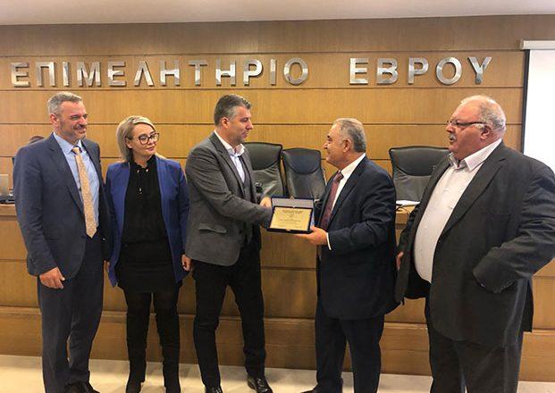 Το ΕΕΑ συμμετείχε σε Ημερίδα στην Αλεξανδρούπολη και ενημέρωσε τους ασφαλιστικούς διαμεσολαβητές του Έβρου
