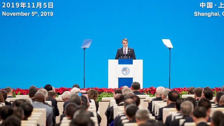 Κ. Μητσοτάκης: Η Ελλάδα αντικρίζει αισιόδοξα το μέλλον