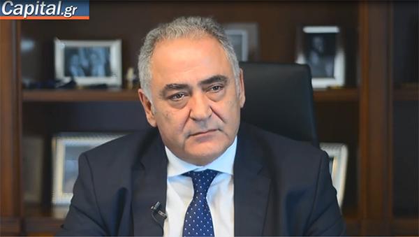 Γ. Χατζηθεοδοσίου στο Capital TV: Οι ασφαλιστικές – φορολογικές αλλαγές που έρχονται για τους επαγγελματίες