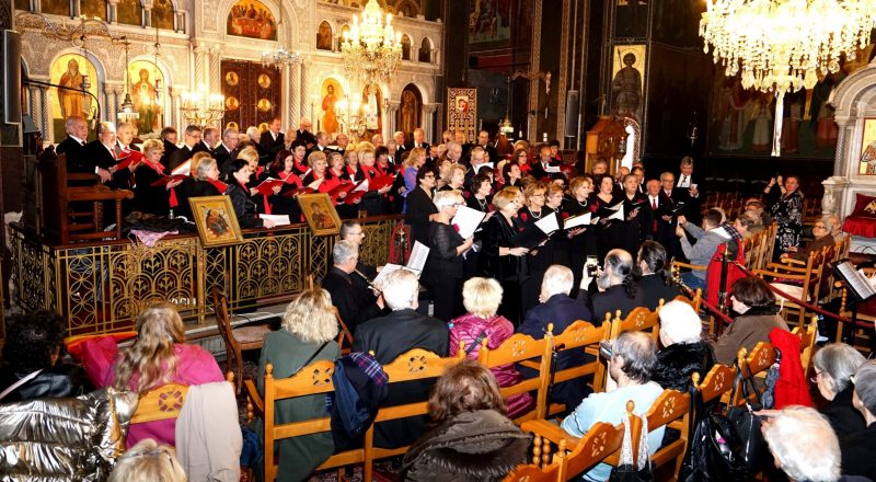 Χορωδιακά κάλαντα και τραγούδια Χριστουγέννων