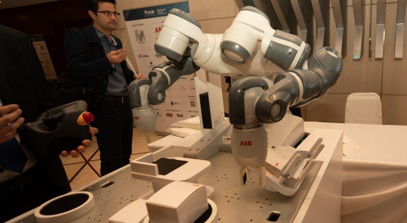 Βιομηχανία 4.0: Ρομπότ και για μικρομεσαίες επιχειρήσεις!