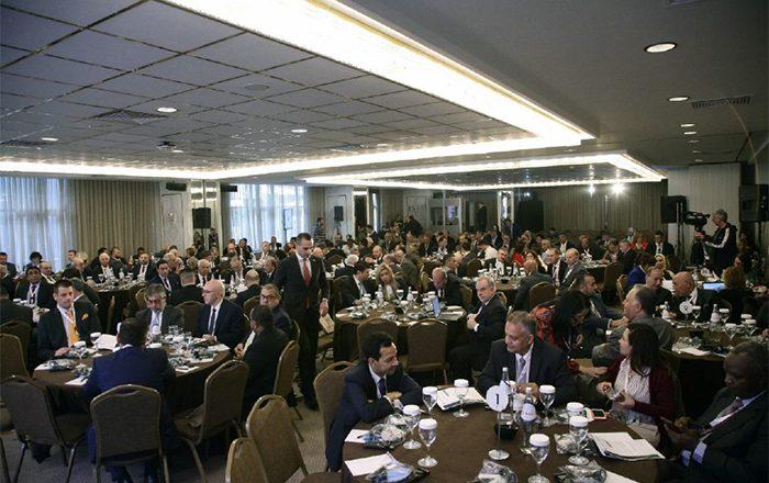 8ο Αραβο-ελληνικό Οικονομικό Φόρουμ: «Ελλάδα και Αραβικός κόσμος: 40 Χρόνια Επιτυχούς Συνεργασίας»
