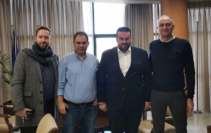 Συνεργασία Επιτροπής ΟΤΑ Ε.Ε.Α. – Δήμου Μεταμόρφωσης