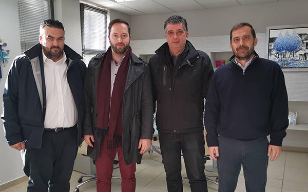 Συνέργειες Επιτροπής ΟΤΑ Ε.Ε.Α. – Δήμου Βριλησσίων