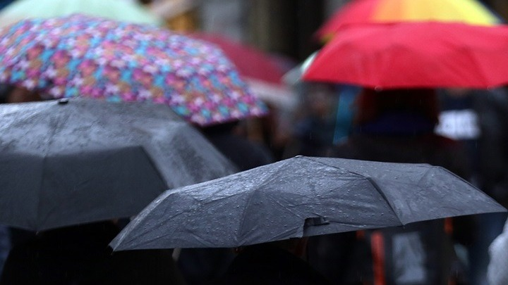 Βροχές στο μεγαλύτερο μέρος της χώρας και πτώση της θερμοκρασίας κυρίως στα βόρεια
