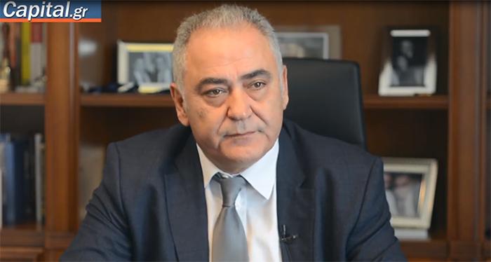 Ο Πρόεδρος του Ε.Ε.Α. στο Capital TV για το νέο ασφαλιστικό