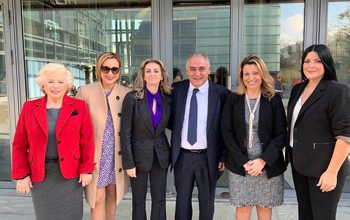 Το Ε.Ε.Α. στη Γενική Συνέλευση του Εθνικού Επιμελητηριακού Δικτύου Ελληνίδων Γυναικών Επιχειρηματιών