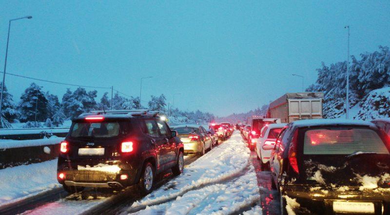 Πρόστιμα 5000 -1.000.000 ευρώ σε εταιρείες ευθύνης λειτουργίας για κλείσιμο αυτοκινητοδρόμων
