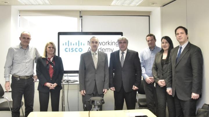 Πρέβεζα: Η  πρώτη Ακαδημία Ψηφιακών Δεξιοτήτων Cisco Networking Academy στην Ήπειρο