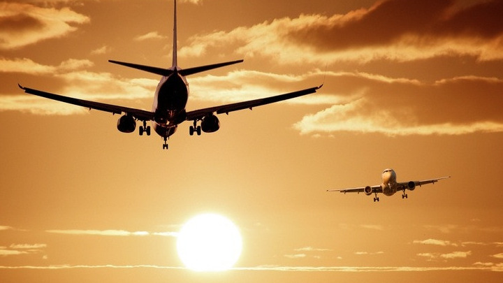 Αύξηση των διεθνών αεροπορικών αφίξεων κατά 3,9% πέτυχε η Ελλάδα το 2019